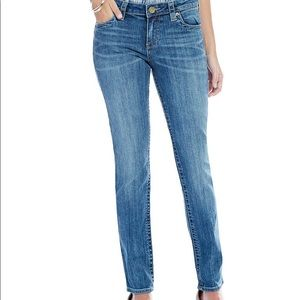 Kut from the Kloth straight leg mid rise Jeans 10